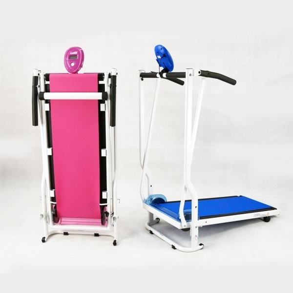 【X-BIKE 晨昌】迷你跑步機/健走跑步機/小台跑步機 台灣精品 CT20100粉