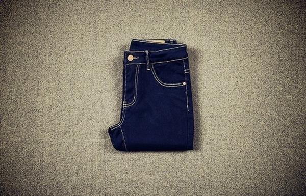 FINDSENSE MD 日系 時尚 潮 男 基本款  小腳 牛仔褲 休閒長褲