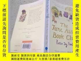 二手書博民逛書店the罕見Jane Austen book club簡奧斯汀讀書俱樂部Y212829