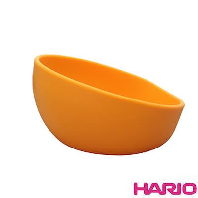 《HARIO》寵物專用黃色矽膠碗 PTS-CBS-MY 75ml