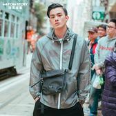 防曬衣男超薄透氣夏季外套韓版潮流青少年修身2018新款薄款防曬服·  9號潮人館