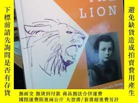 二手書博民逛書店Facing罕見the Lion: Memoirs of a Y