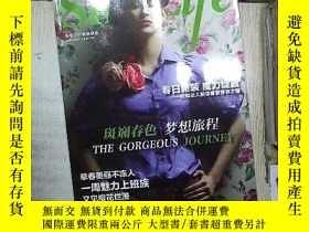 二手書博民逛書店SKY罕見LIFE 中天VIP會員雜誌 APR 2010 總第4