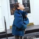 2020年反季冬裝新款羽絨棉衣女韓版寬鬆面包棉服短款棉襖加厚外套 依凡卡時尚