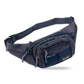 腰包男女多功能生意包收錢包手機包健身運動跑步裝備貼身防盜時尚