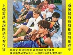 二手書博民逛書店KO罕見KO BOP 含CD一張Y361329 EXO