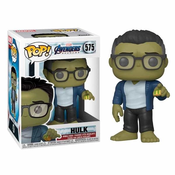 【 Funko 】 POP! 漫威:復仇者聯盟 - 終局之戰 浩克拿塔可╭★ JOYBUS玩具百貨