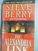 【書寶二手書T9/原文小說_LIZ】The Alexandria Link_史蒂夫貝瑞