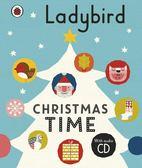 Christmas Time With Audio CD 聖誕禮物 精裝繪本CD書