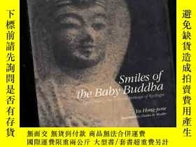二手書博民逛書店Smiles罕見of the baby buddha【428】Y