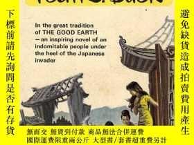 二手書博民逛書店賽珍珠罕見Dragon seed 龍子(龍的傳人)1965年平裝