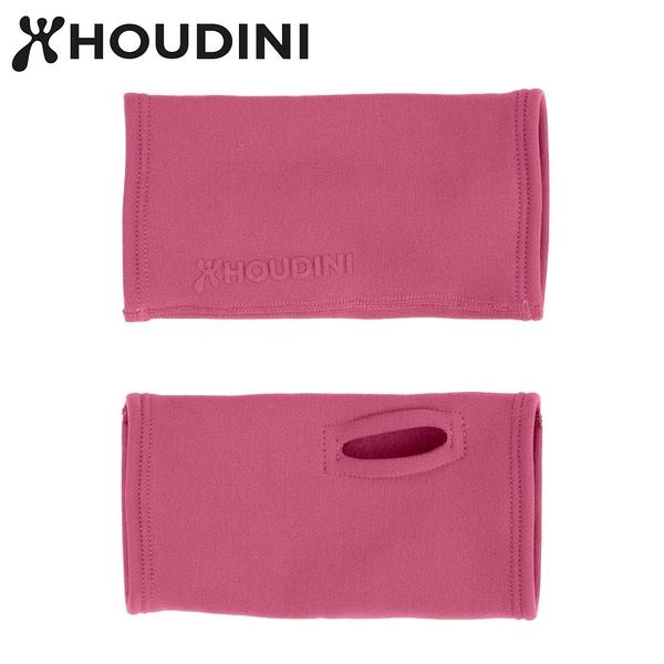瑞典【Houdini】Power Wrist Gaiters 中性保暖手套 猶他粉紅
