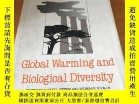 二手書博民逛書店Global罕見Warming and Biological D