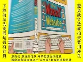 二手書博民逛書店The罕見Worry Website:擔憂網站Y200392