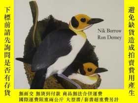 二手書博民逛書店birds罕見of western africaY201191 Nik Borrow, RonDemey Ch