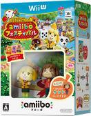 WiiU 動物之森 amiibo 慶典 同捆版(日版)