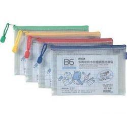《享亮商城》NO.551H B6橫式 網格防水拉鍊袋  COX