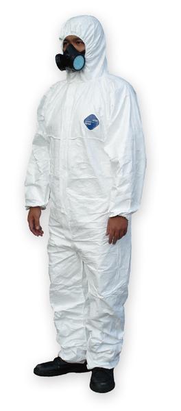 現貨杜邦D級防護衣 Tyvek400實驗衣 尺寸XL 飛機 工廠 防塵室隔離保護 特殊不織布材質