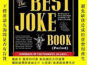 二手書博民逛書店The罕見Best Joke Book-最好的笑話書Y436638 William Donohue Adams