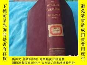 二手書博民逛書店Principles罕見of Western Civilisat