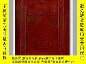 二手書博民逛書店Blood.罕見Miniature Paintings Of Sorrow & Fear.Y255562 Ma