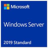 Windows Server Standard 2019 64Bit 10 Clt 英文標準盒裝版