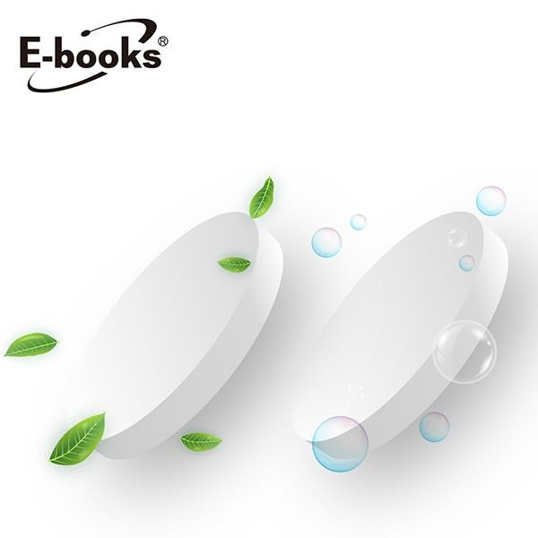 【南紡購物中心】E-books O2 空氣清淨機香氛片-四片裝