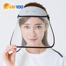 UV100 防曬 抗UV 防護透明鏡片