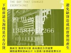 二手書博民逛書店【罕見】The Impact Of 9 11 On Busine