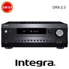 Integra DRX-2.3 環繞擴大機 7.2聲道140瓦/每聲道(6Ω) 台灣公貨 DRX