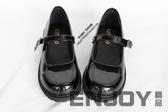 全館83折 特價洛麗塔女仆娃娃鞋日系低筒粗跟復古學生JK制服鞋學院風可COS
