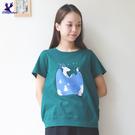 【秋冬降價款】American Bluedeer- 山林小鹿棉T(魅力價)  秋冬新款