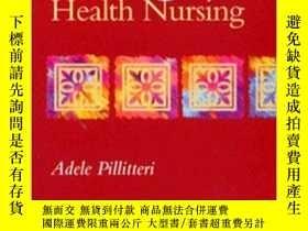 二手書博民逛書店Maternal罕見Child Health Pocket Gu