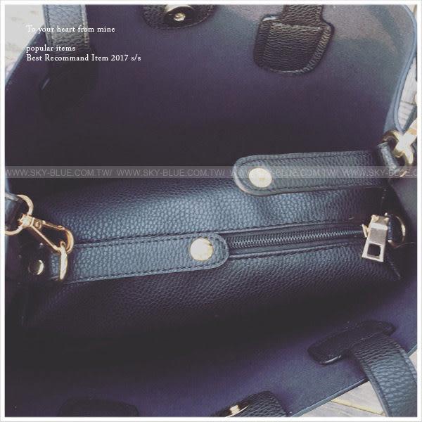 包中包-緞布毛球手提/側背包-共6色-A03031021-天藍小舖