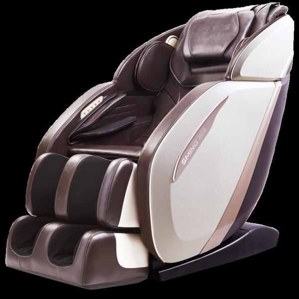 按摩椅 尚銘SL導軌按摩椅家用電動全自動全身揉捏多功能太空艙按摩器828L全館全省免運 SP