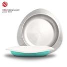 【VIIDA】Soufflé 抗菌不鏽鋼餐盤 (五色可選)