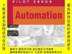 二手書博民逛書店Controlling罕見Pilot Error: AutomationY307751 Vladimir Ri