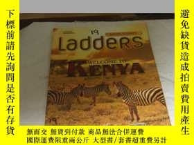二手書博民逛書店ladders罕見welcome to kenyaY17081