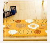 最新!!可愛時尚地墊57 廚房浴室客廳吸水長條防滑地毯 (40*60+45*120cm共2條)