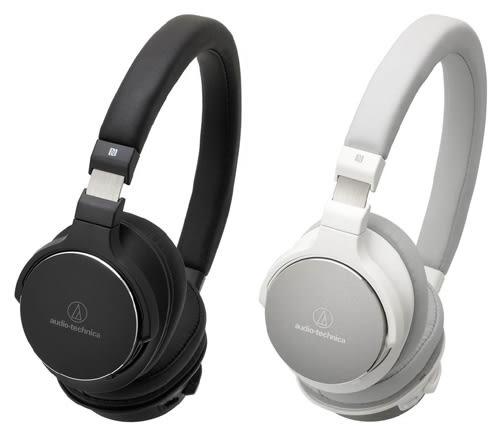 【台中平價鋪】全新 鐵三角 ATH-SR5BT 白色 藍牙無線耳機麥克風 台灣鐵三角公司貨