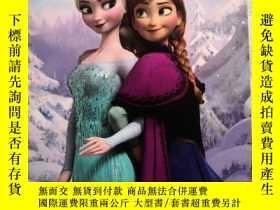 二手書博民逛書店Book罕見of the FilmY9636 Disney Frozen Parragon 出版2013