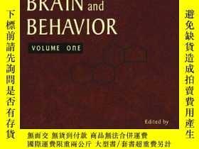 二手書博民逛書店Hormones,罕見Brain And Behavior, Five-volume SetY255562 P