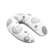 比利時 doomoo 有機棉好孕月亮枕-樹木灰DMB43[衛立兒生活館]