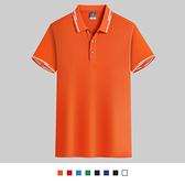 【晶輝團體制服】HM0125*配色素面POLO衫、公司制服,班服