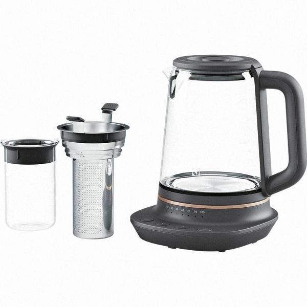 神腦家電 Electrolux E7GK1-73BP 玻璃智能溫控電茶壺