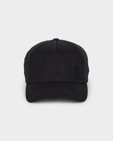 BILLABONG SIDE STACK 棒球帽 黑 6691302BLK【GO WILD】