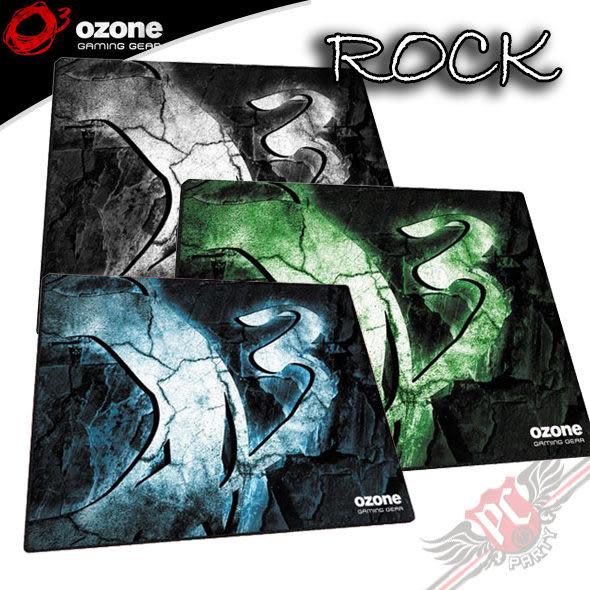 [ PC PARTY ] OZONE Rock 搖滾系列 電競滑鼠墊