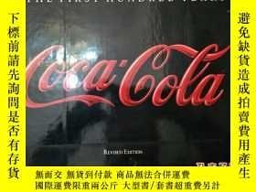 二手書博民逛書店COCA-COLA:THE罕見FIRST HUNDRED YEA