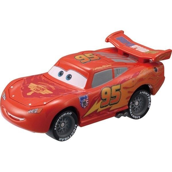 小禮堂 Tomica多美小汽車 迪士尼 閃電麥坤 造型車 (C-15) 4904810-40842