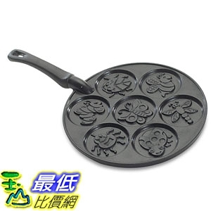 [7美國直購] 煎餅鍋 Nordic Ware Bug Pancake Pan